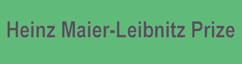 Heinz Maier-Leibnitz Prize for Timo Speer