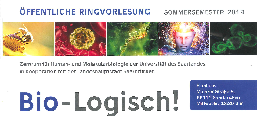 "ZHMB Lecture Series ""Bio-Logisch!"