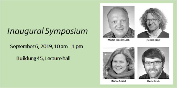 Inaugural Symposium / Medical Biochemistry & Molecular Biology