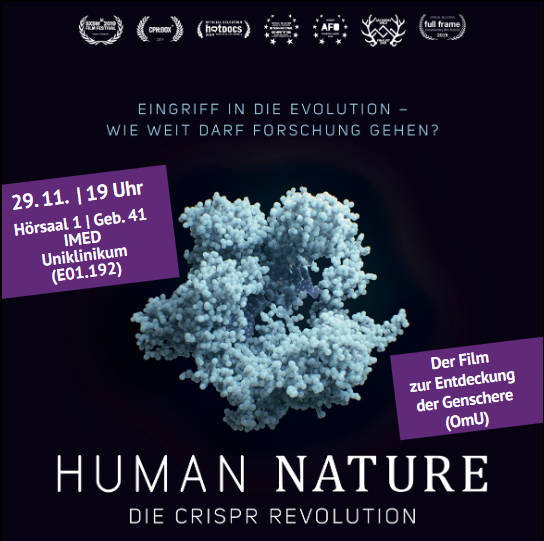 Human Nature – The Crispr Revolution: Exclusive film screening and panel discussion