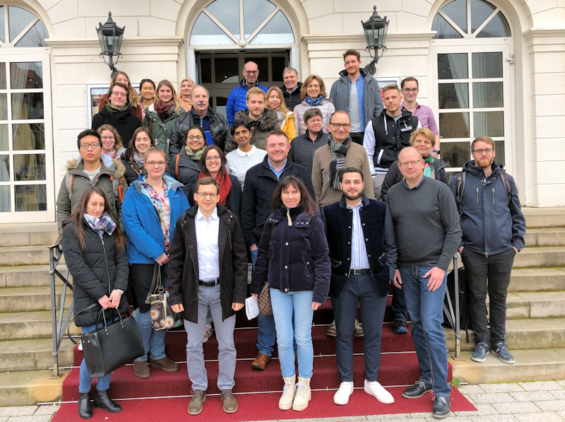 6th Colloquium of the International Research Training Group IRTG 1830