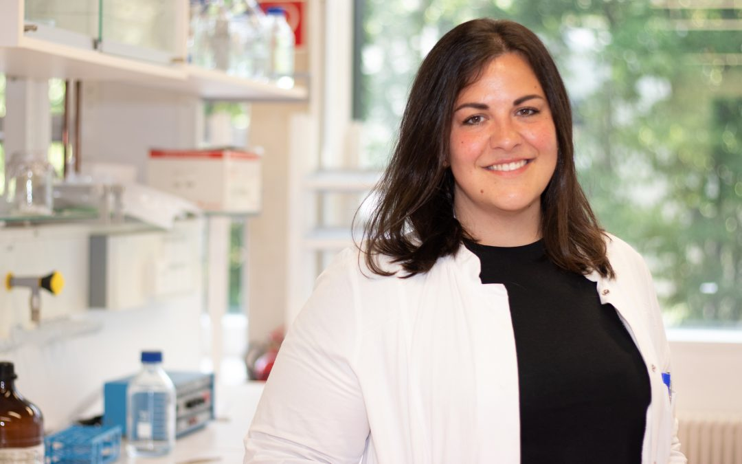 Novel dual strategy against cancer: Young researcher Charlotte Dahlem receives award
