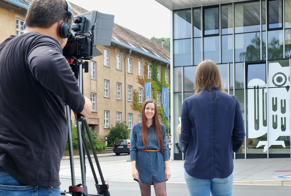 Virtual Open Day of the Saarland University on June 26, 2021
